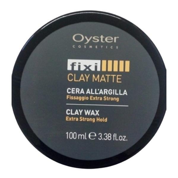 Ceara Par pe Baza de Argila - Oyster Fixiwax Clay Wax 100 ml