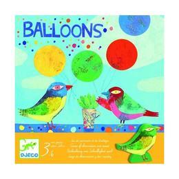 Joc de societate 0- Baloane colorate - joc de societate - Djeco