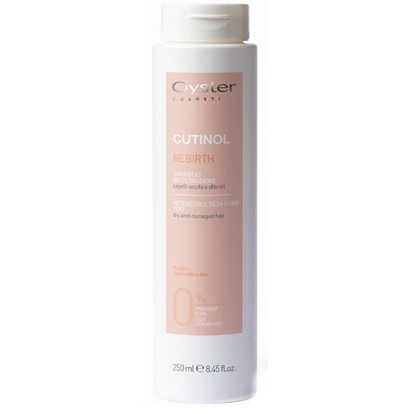 Sampon cu Cheratina pentru Reconstructie - Oyster Cutinol Rebirth Reconstruction Shampoo 250 ml imagine