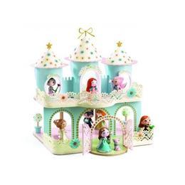 Castel cu figurine Arty toys - Djeco
