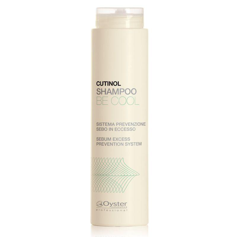 Sampon pentru Par Gras - Oyster Cutinol Be Cool Shampoo 250 ml imagine