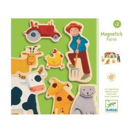 Joc cu magneti - Ferma - Djeco