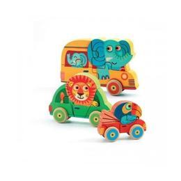Puzzle Figurine Pachy&Co - Djeco