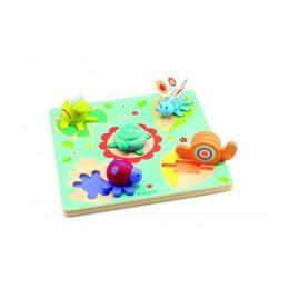 Puzzle relief Lilo Testoasa si prietenii - Djeco