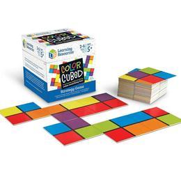 Set educativ de strategie Color cubed - Learning Resources