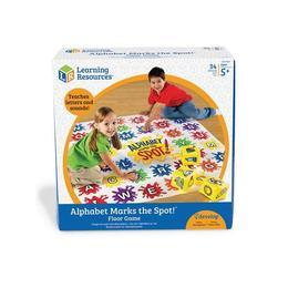Saltea de activitati - Alphabet Marks the Spot - Gradinita sau acasa - Learning Resources