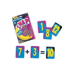 Set carti de joc Invata adunarea si scaderea - Learning Resources