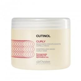 Masca pentru Par Cret – Oyster Cutinol Curly Controlling Mask 500 ml de la esteto.ro