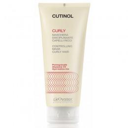 Masca pentru Par Cret – Oyster Cutinol Curly Controlling Mask 200 ml de la esteto.ro