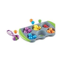 Set sortare culori Mini Muffin - Learning Resources