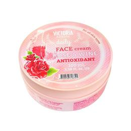 Crema hidratanta cu trandafiri si vin Daily Camco - 100 ml