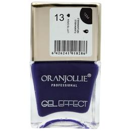 Lac de unghii Oranjollie Gel Effect 13, 15 ml