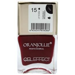 Lac de unghii Oranjollie Gel Effect 15, 15 ml