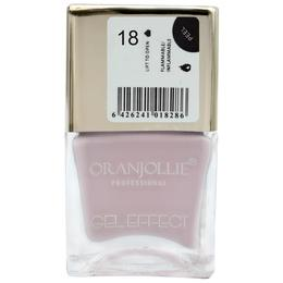 Lac de unghii Oranjollie Gel Effect 18, 15 ml