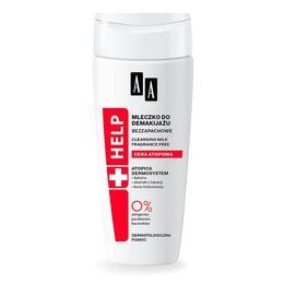 Lapte demachiant piele sensibila atopica AA Help Oceanic - 200 ml