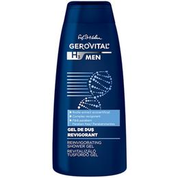 Gel de Dus Revigorant - Gerovital H3 Men Reinvigorating Shower Gel, 400ml
