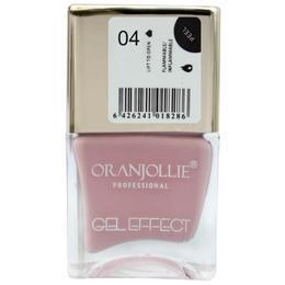 Lac de unghii Oranjollie Gel Effect 04, 15 ml