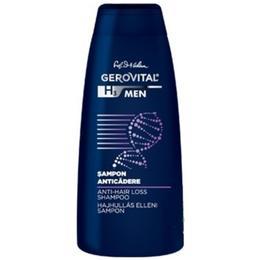 Sampon Anticadere - Gerovital H3 Men Anti-Hair Loss Shampoo, 250ml