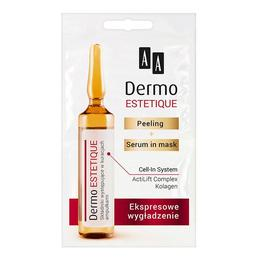 Tratament serum pentru fermitate AA Dermo Estetique - 10 ml