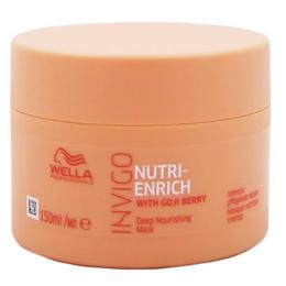 Masca Intens Nutritiva - Wella Professionals Invigo Nutri Enrich Deep Nourishing Mask, 150ml