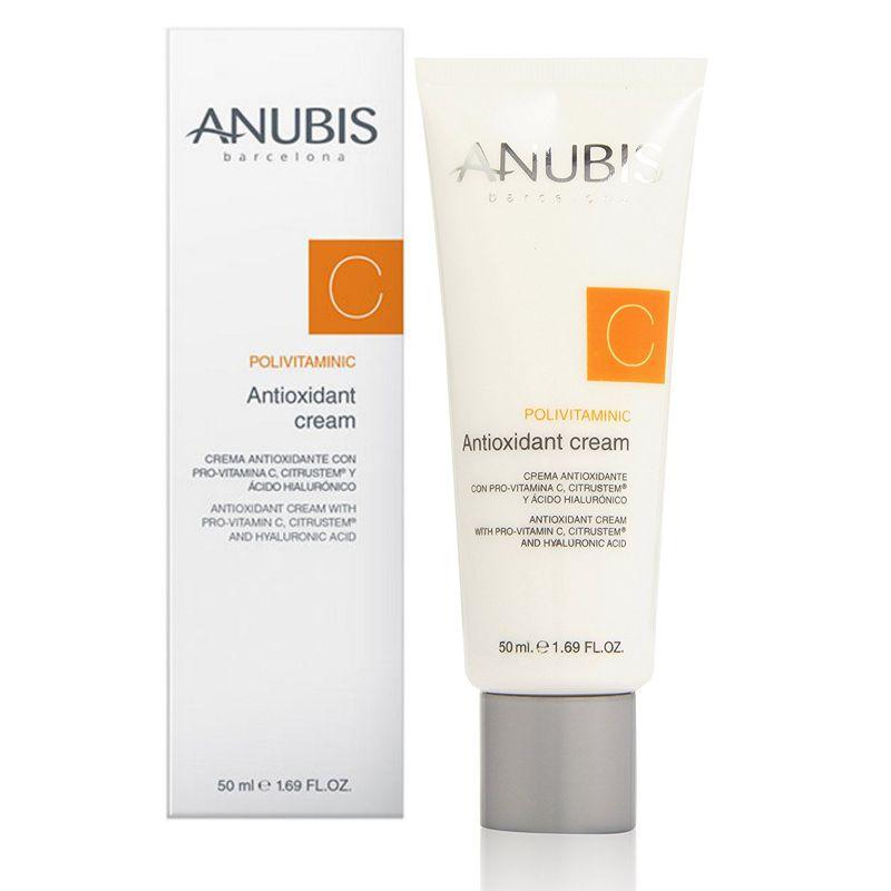 Crema Antioxidanta Reparatoare - Anubis Polivitaminic Line Antioxidant Cream 50 ml imagine produs