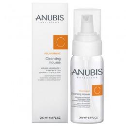 Spuma Hidratanta de Curatare - Anubis Polivitaminic Line Cleansing Mousse 200 ml