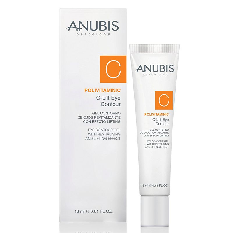 Imagine Gel Contur Ochi Antioxidant Anubis Polivitaminic Line C lift Eye