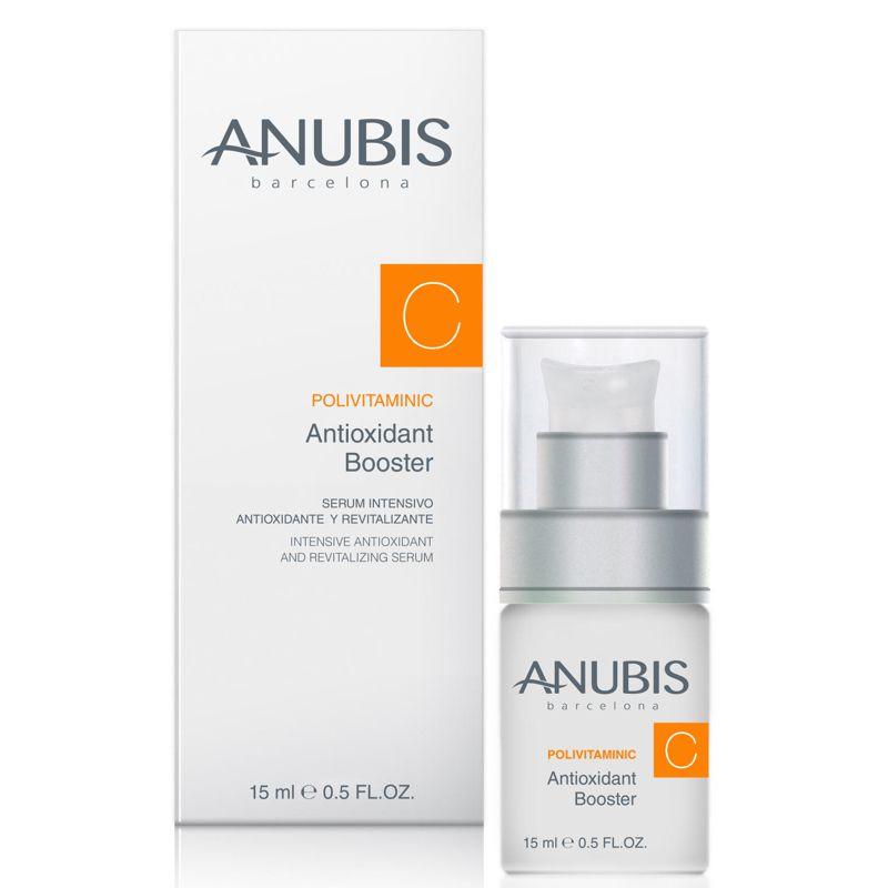 Concentrat Antioxidant Revitalizant - Anubis Polivitaminic Line Antioxidant Booster 15 ml imagine produs