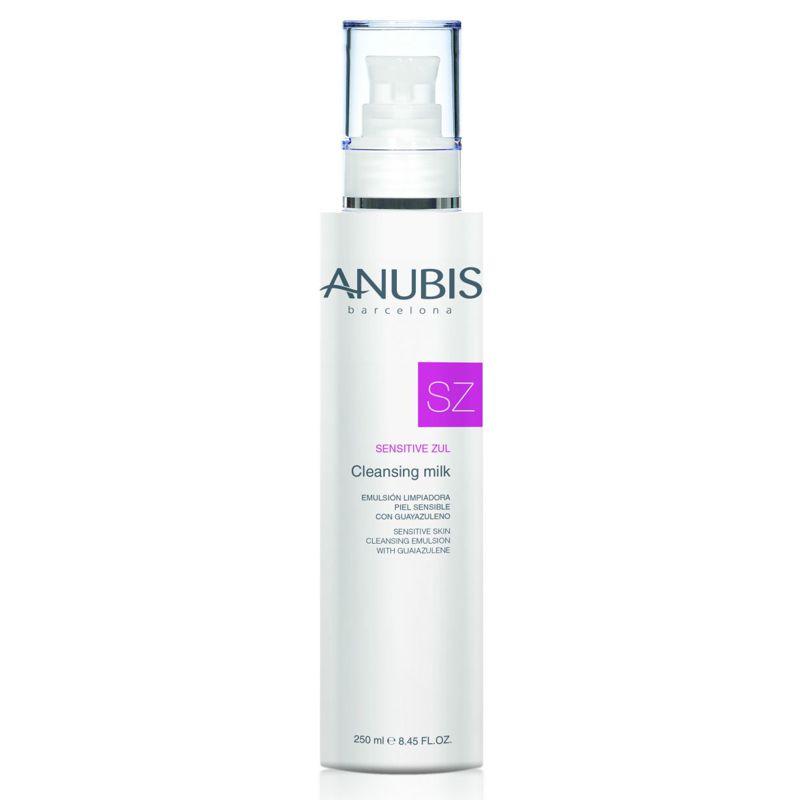 Lapte Demachiant Ten Sensibil - Anubis Sensitive Zul Cleansing Milk 250 ml