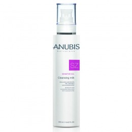 Lapte Demachiant Ten Sensibil - Anubis Sensitive Zul Cleansing Milk 250 ml