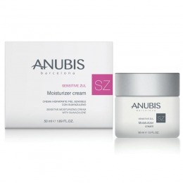 Crema Hidratanta Ten Sensibil - Anubis Sensitive Zul Moisturizer Cream 50 Ml