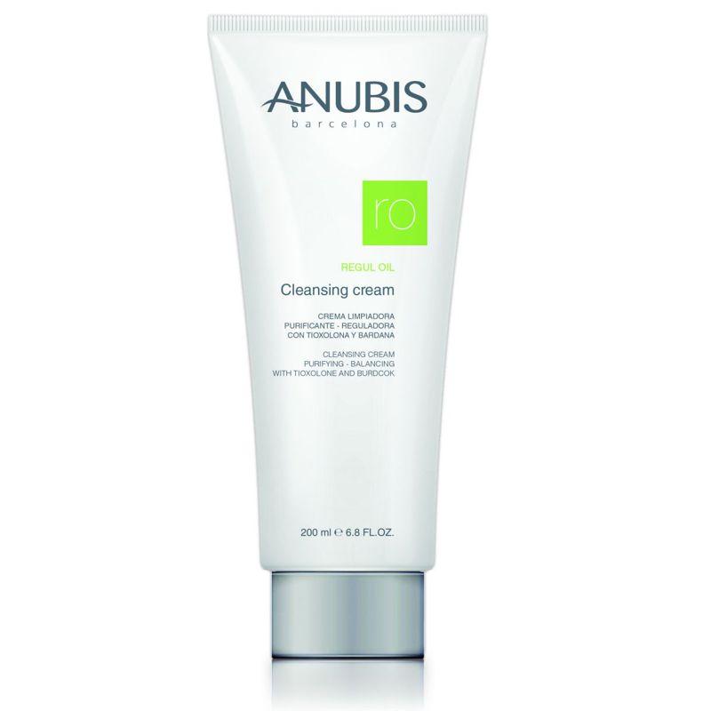 Crema Curatare Ten Gras - Anubis Regul Oil Cleansing Cream 200 ml