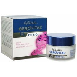 Crema Prevenire Riduri - Gerovital H3 Retinol Anti-Wrinkle Prevention Cream, 50ml