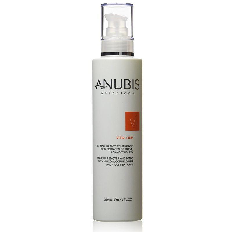 Demachiant cu Efect Tonic - Anubis Vital Line Make-Up Remover and Tonic 250 ml