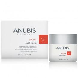 Crema Nutritiva si Hidratanta cu Colagen Marin - Anubis Vital Line Best Cream 50 ml