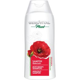 Sampon Hidratant - Gerovital Plant Moisturizing Shampoo, 200ml