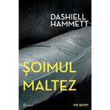 Soimul maltez - Dashiell Hammett, editura Paladin