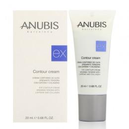 Crema pentru Conturul Ochilor - Anubis Excellence Eye Contour Cream 20 ml