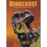 Dinozauri. Atlas ilustrat bilingv roman-german, editura Aquila