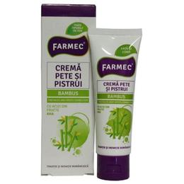 Crema Pete si Pistrui - Farmec Freckles and Spots Corrector, 50ml