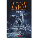 Marina - Carlos Ruiz Zafon, editura Polirom