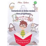 Comunicare in limba romana clasa pregatitoare - Alina Serban, editura Prestige