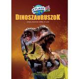 Dinozauri. Atlas maghiar-englez (Dinoszauruszok. Angol-Magyar Kepes Atlasz), editura Roland