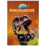 Dinozauri. Atlas maghiar-german (Dinoszauruszok. Nemet-Magyar Kepes Atlasz), editura Roland