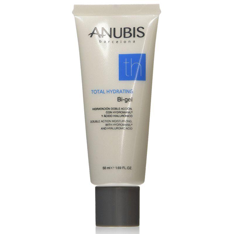 Gel Hidratant pentru Ten Uscat - Anubis Total Hydrating Double Action Moisturizing Bi-Gel 50 ml imagine produs