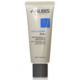 Gel Hidratant pentru Ten Uscat - Anubis Total Hydrating Double Action Moisturizing Bi-Gel 50 ml
