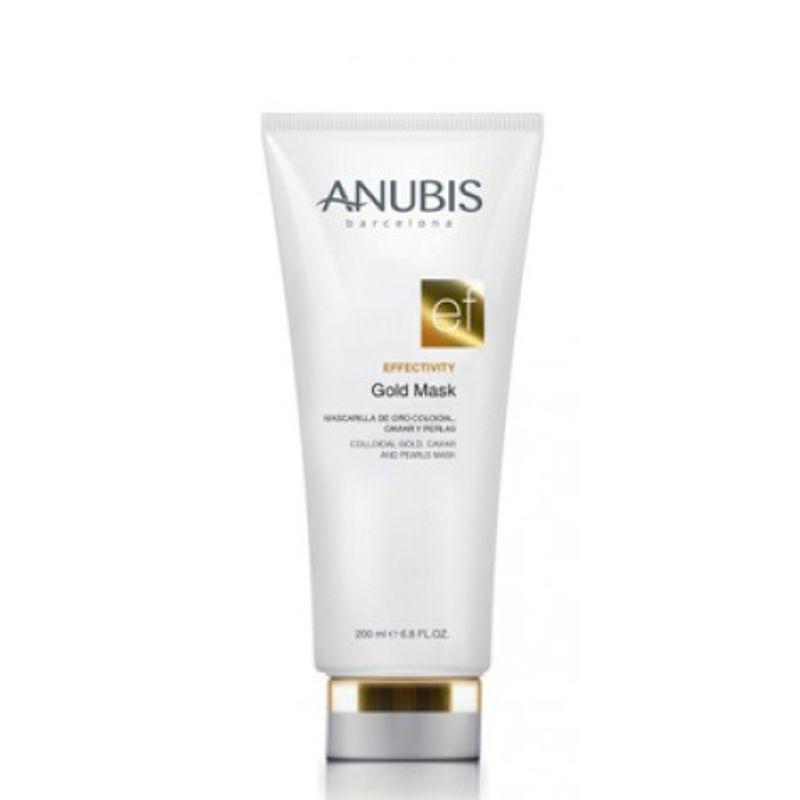 Imagine Masca Cu Aur Caviar Si Perle Anubis Effectivity Gold Mask 200 Ml