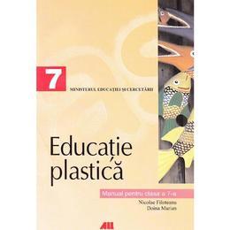Educatie plastica Clasa a 7-a - Nicolae Filoteanu, Doina Marian, editura All