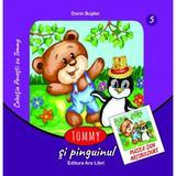 Tommy si pinguinul - Dorin Bujdei, editura Ars Libri