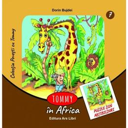 Tommy in Africa - Dorin Bujdei, editura Ars Libri